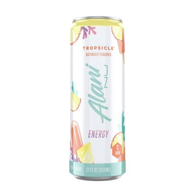 Alani Tropsicle Energy Drink - 12 fl oz Can