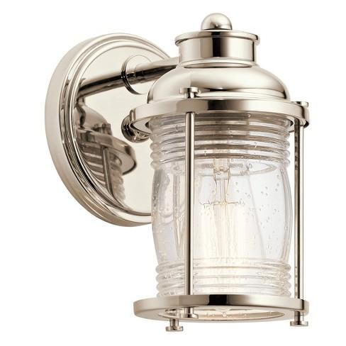 "Kichler 45770 Ashland Bay 5"" Wide Single Light Bathroom Sconce - image 1 of 1"