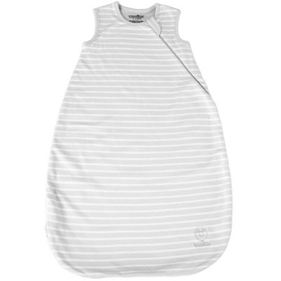 Woolino 4 Season Sleep Sack Basic - Gray 6-18 Months