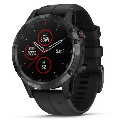 Garmin fenix 5 Plus Multi-Sport GPS Watch - image 1 of 4