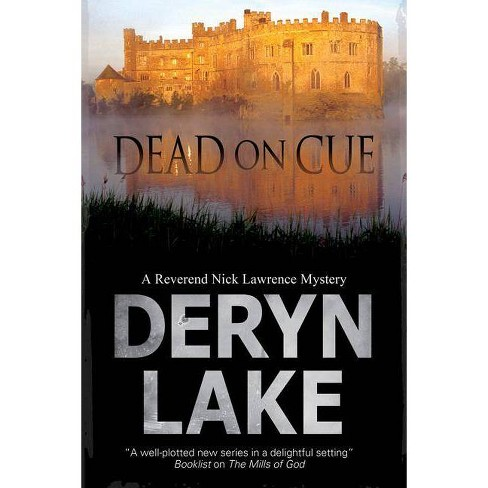 Dead on Cue - (Nick Lawrence Mystery) by  Lake Deryn (Hardcover) - image 1 of 1