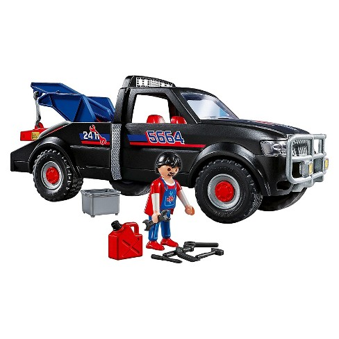 Playmobil  Tow Truck Vehicle - image 1 of 4