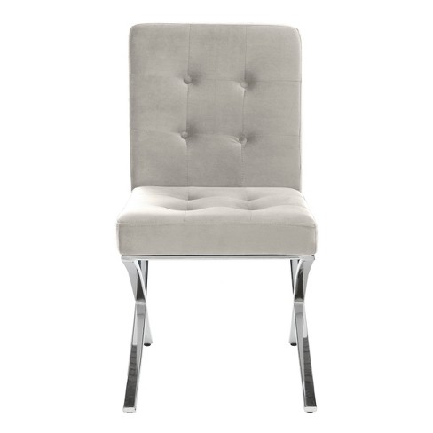 Walsh Tufted Side Chair - Safavieh - image 1 of 10