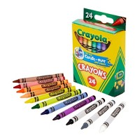 Deals on Crayola Crayons, Markers and More On Sale From $0.50
