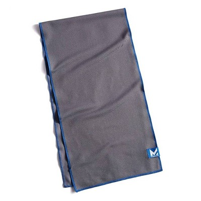Mission Max Plus Towel - Charcoal