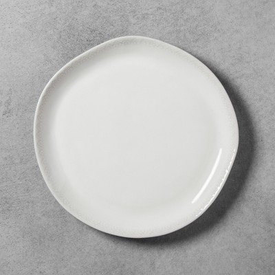 Stoneware Serving Platter - Cream - Hearth & Hand™ with Magnolia