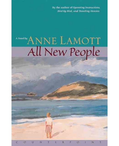 All New People (Reissue) (Paperback) (Anne Lamott) - image 1 of 1