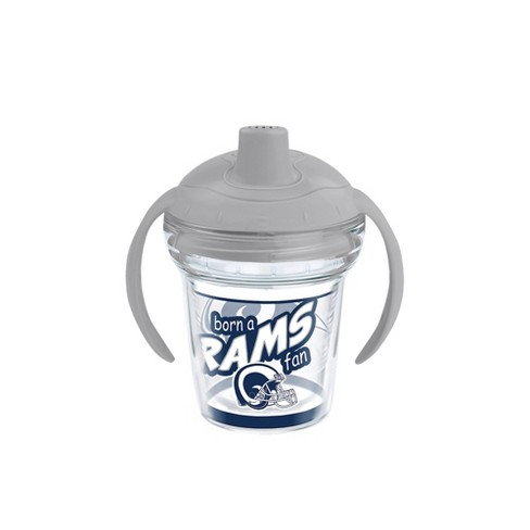 Tervis NFL Los Angeles Rams Born A Fan 6oz Sippy Cup with Lid - image 1 of 1