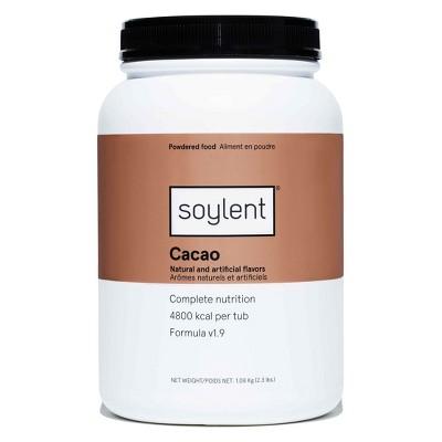 Soylent Powdered Food - Cacao - 2.3lb