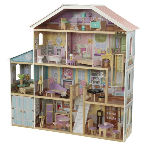 Kidkraft Grand View Dollhouse Target