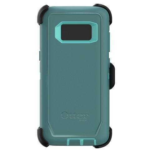 OtterBox Samsung Galaxy S8 Case Defender - Aqua Mint Way   Target 1d9cd023d