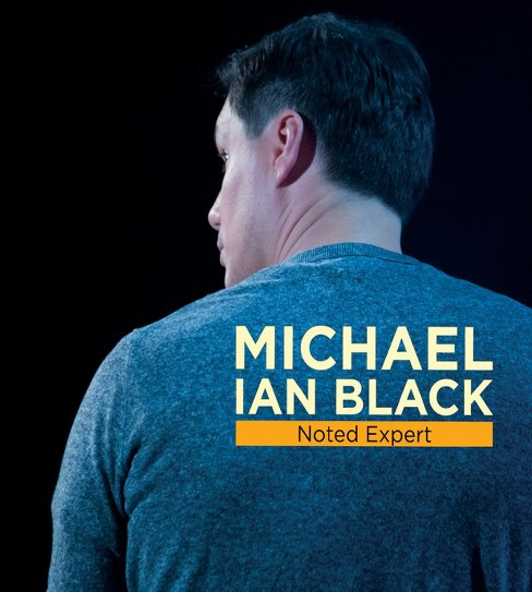 Michael ian black - Noted expert (CD) - image 1 of 1