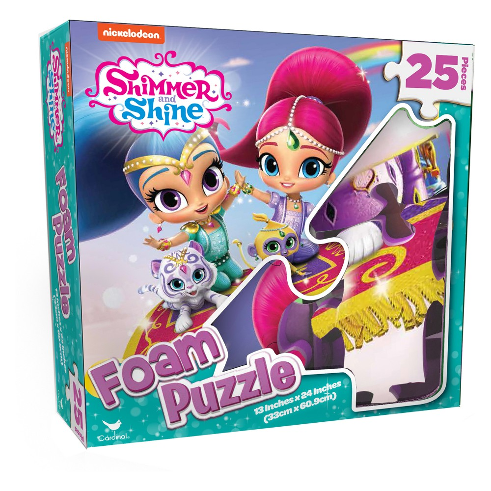 Nick Jr. Shimmer and Shine 25pc Puzzle