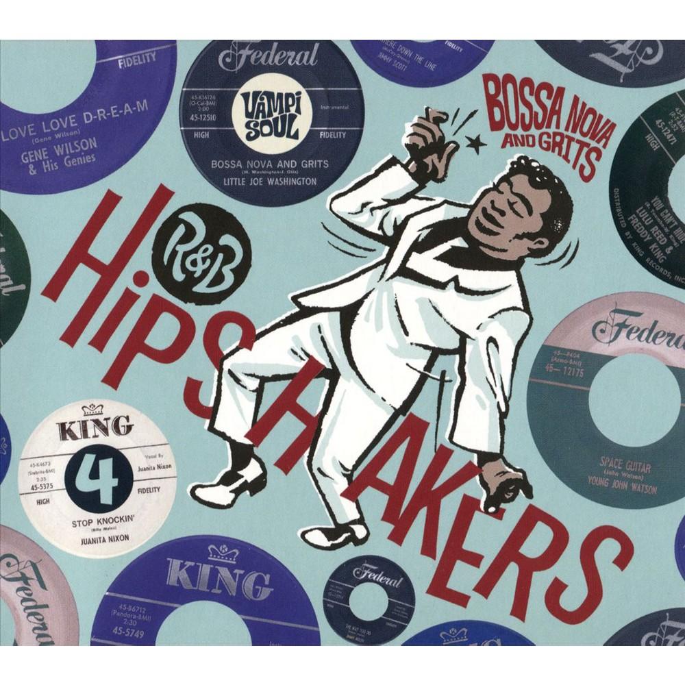 Various - R&b Hipshakers Vol 4:Bossa Nova And G (CD)