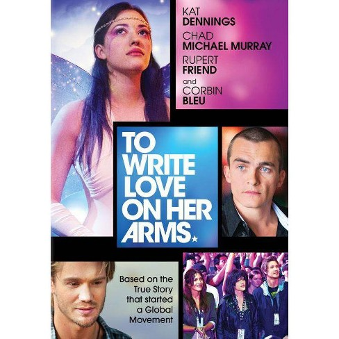 1b9c4694c To Write Love On Her Arms (DVD) : Target