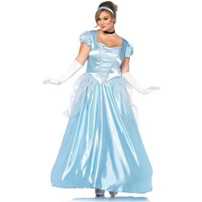 Leg Avenue Cinderella Plus Size Costume
