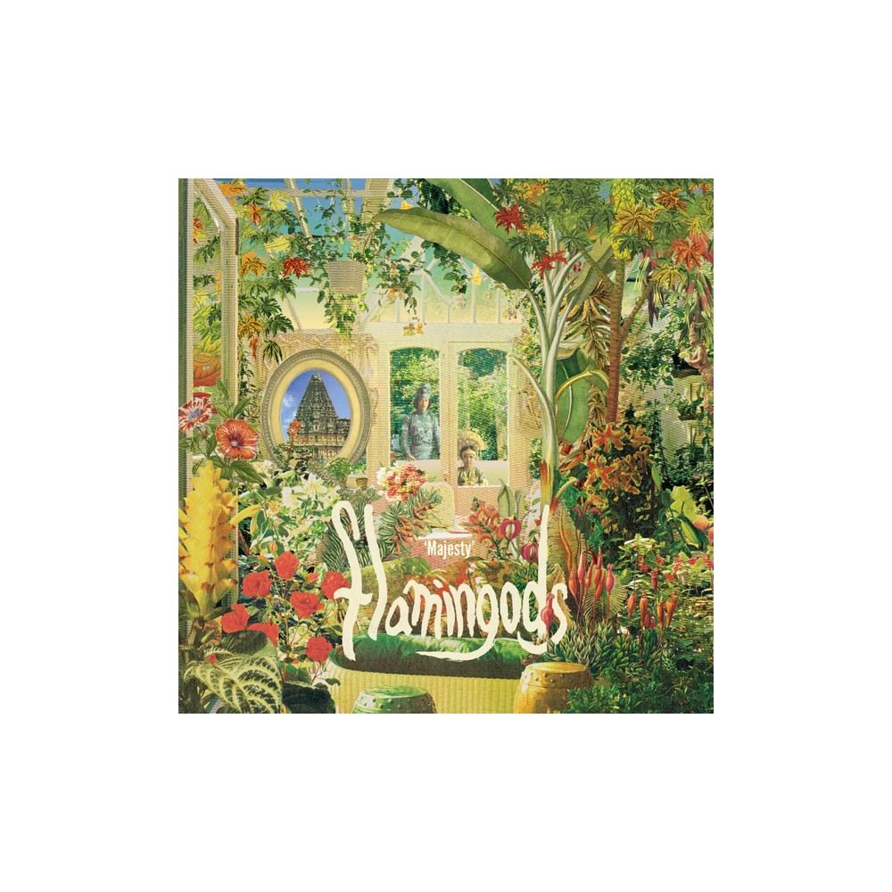 Flamingods - Majesty (CD)