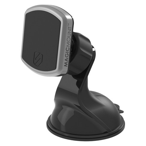 Scosche MagicMOUNT Pro Magnetic Window/Dash Mount  - Black/Silver - image 1 of 4