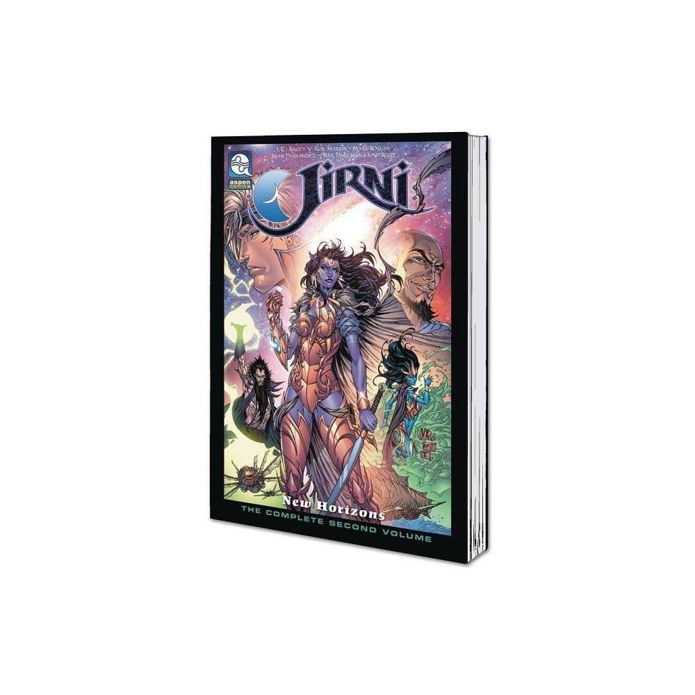Jirni Volume 2 New Horizons By J T Krul Paperback
