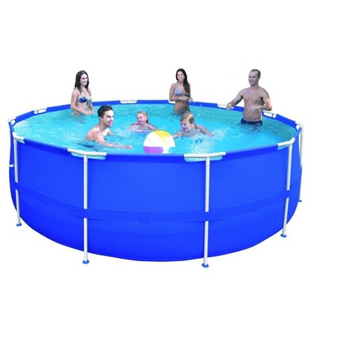 Pool Central 15\' x 48\