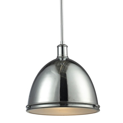 Z-Lite 711P13 Mason 1 Light Full Sized Pendant - image 1 of 3
