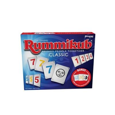 Pressman Rummikub Bonus Edition Game