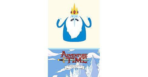 Adventure Time 7 : Mathematical Edition (Hardcover) (Ryan North) - image 1 of 1