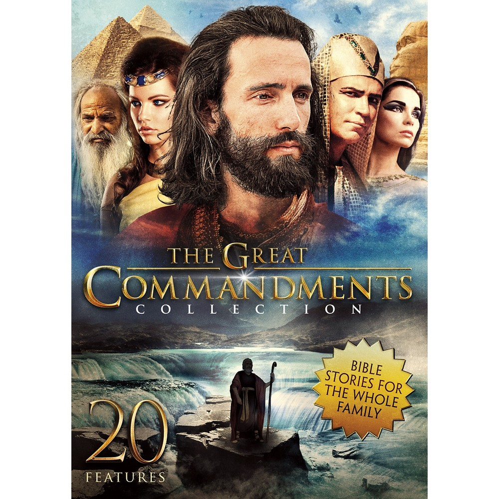 Great Commandments Collection (Dvd)