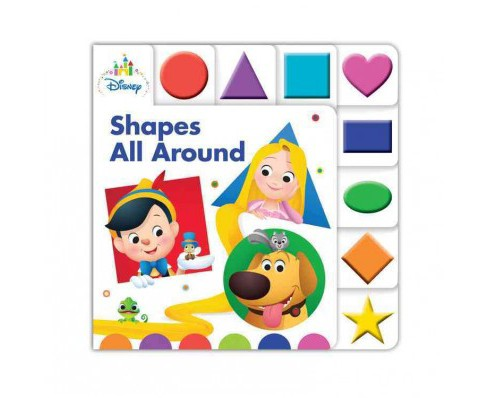 Shapes All Around (Hardcover) (Sara Miller) - image 1 of 1