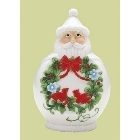 "Roman 7.5"" Scandinavian Santa Claus Porcelain Christmas Figure - image 1 of 1"