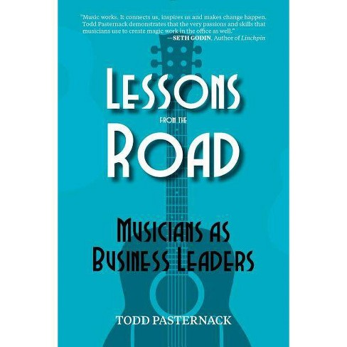 Lessons from the Road - by  Todd Pasternack (Paperback) - image 1 of 1