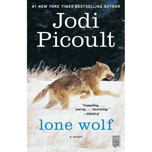 Lone Wolf (Reprint) (Paperback) by Jodi Picoult - image 1 of 1