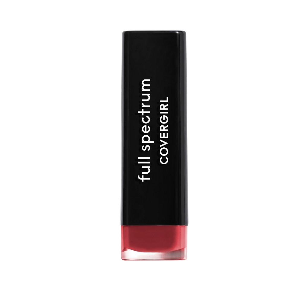Covergirl Color Idol Satin Lipstick Chili Pepper - 0.12oz, Red
