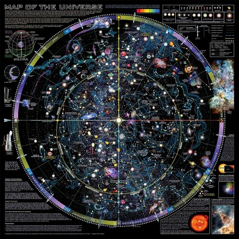 Art.com - Map of the Universe - image 1 of 2