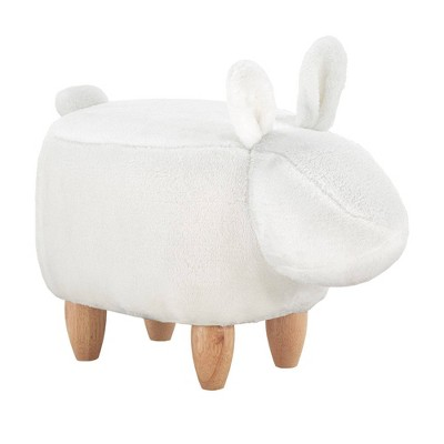 Oddvar Bunny Ottoman - Inspire Q