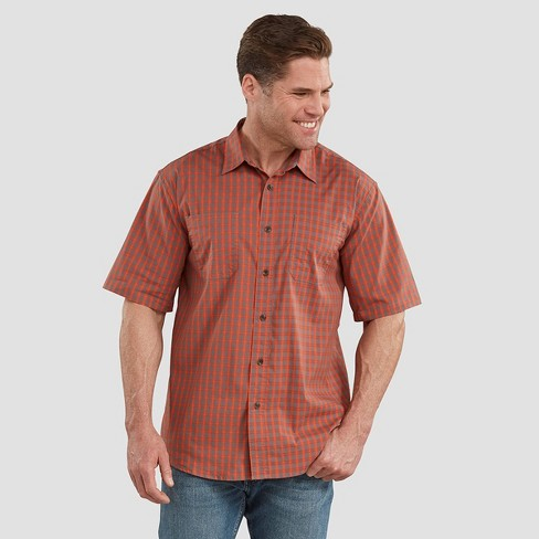 3fbdee9d67 Dickies Men s Big   Tall Relaxed Fit Short Sleeve Button-Down Shirt ...
