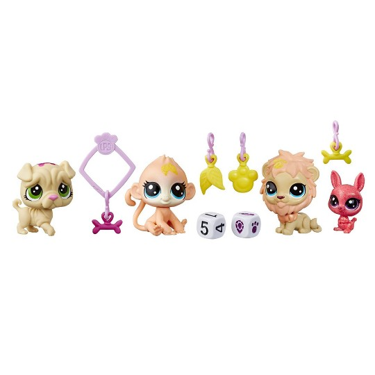 Littlest Pet Shop Lucky Pets Fortune Crew image number null