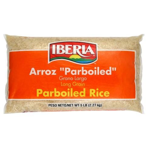 Iberia Long Grain Parboiled Rice - 5lbs - image 1 of 1