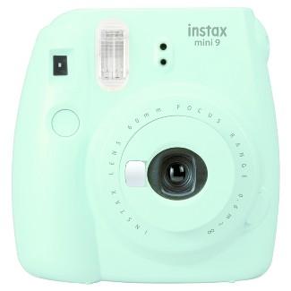 Fujifilm Instax Mini 9 Camera - Ice Blue  (16550643)