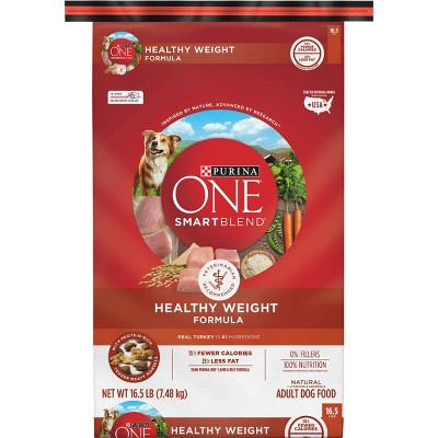 Dog Food: Purina ONE Healthy Weight Formula