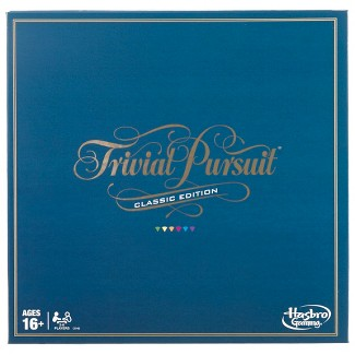 Trivial Pursuit Game: Classic Edition : Target