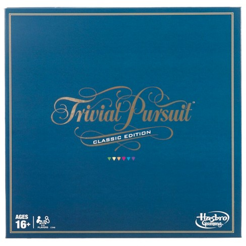 Trivial Pursuit Game: Classic Edition - image 1 of 4