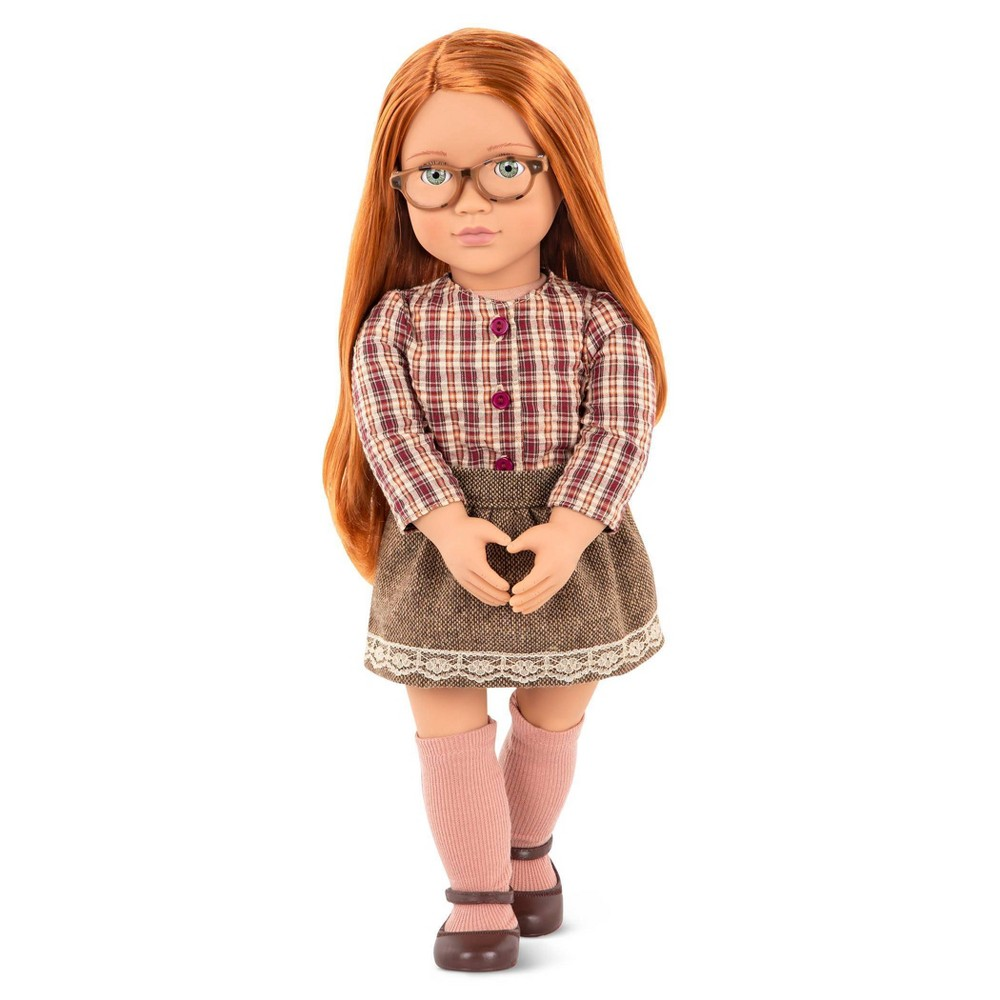 Our Generation 18 34 School Doll April