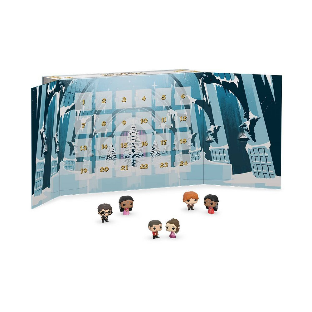 Image of Funko Pocket POP! Advent Calendar: Harry Potter - 24pc
