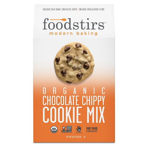 Foodstirs Modern Baking Organic Chocolate Chippy Cookie Mix - 14.5oz - image 1 of 1