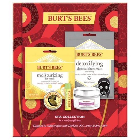 Burt's Bees Spa Collection Giftset - 5ct - image 1 of 2