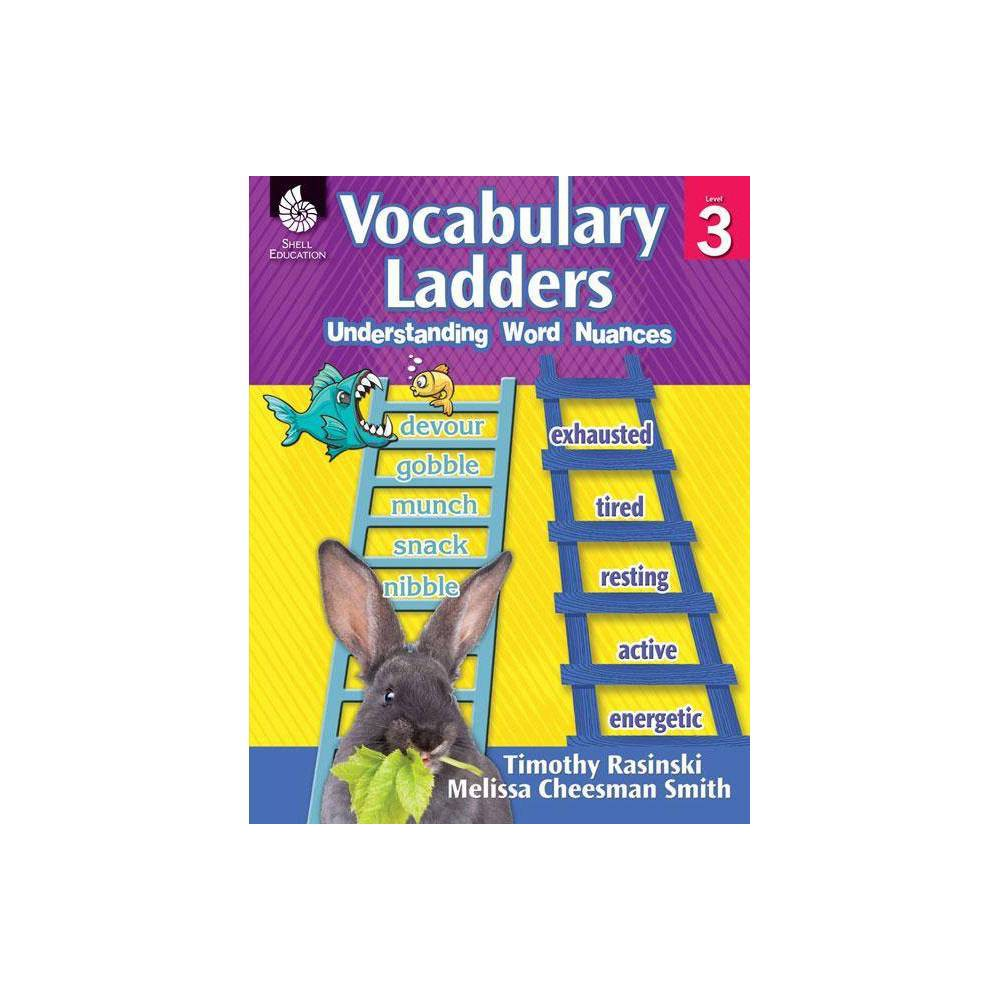 ISBN 9781425813024 product image for Vocabulary Ladders: Understanding Word Nuances Level 3 (Level 3) - (Mixed media  | upcitemdb.com