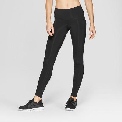 "Women's Training Mid Rise Leggings 28.5""   C9 Champion® Black by Rise Leggings 28.5"""