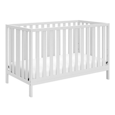 Storkcraft Pacific 4-in-1 Convertible Crib - White