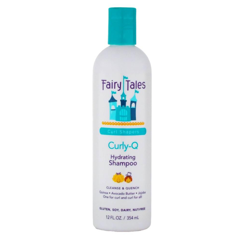 Image of Fairy Tales Curly-Q Hydrating Shampoo - 12 fl oz